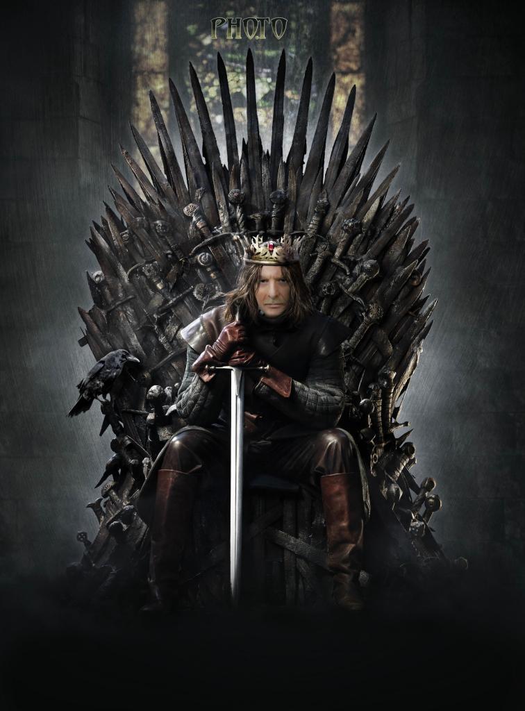 King Clovis !