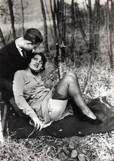 Erotisme en 1920h